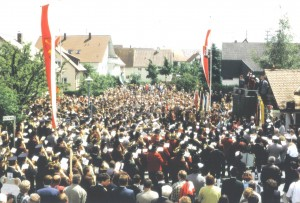 Massenchor 1998